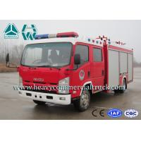 Comfortable Fire Fighting Truck For Emergency Rescue10025mm × 2500mm × 3600mm