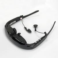 "3D Video Eyewear Glasses Player with 98"" Wide Virtual Screen Manufactures"