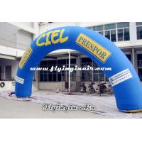 Advertising Inflatable Polyester Arch for Ourdoor Events and Display Manufactures