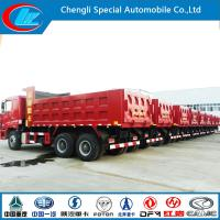 HOWO 76 Heavy Equipment Truck with Hydraulically Tillable to The Front (CLW3903) Manufactures