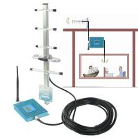 GSM 900 Cellular Phone Signal Repeater Booster With Screen + Antenna (Coverage: 150 Square