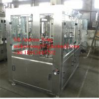 Automatic small canning production line of aluminum tin plastic can for beer soda carbonated drink Manufactures