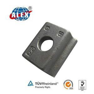 KPO Rail Clamp /Railway Clamp Plate For Railroad/Rail Clamp Plate Factory/Railway clip Manufactures