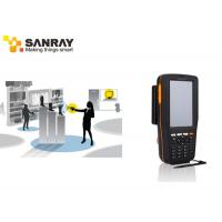 Handheld RFID Reader With Android 4.0 Operation  System and Free SDK Demo Manufactures