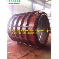 High Quality Roller Suspension Concrete Pipe Making Machine Manufactures