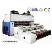 Stiff Nonwoven Thermal Bonded Wadding Machine For Hotel Quilt