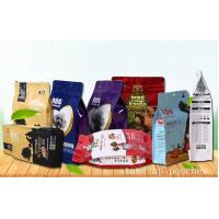 Biodegradable Stand Up Zipper bags for food packaging , Moisture Proof Manufactures