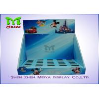 Buy cheap OEM Shoes Tapes Counter Top Display Stands Shelf For Disney Toys from wholesalers