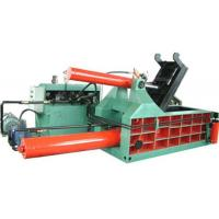 Buy cheap Y81F-500A Turn Over Type Scrap Metal Baler from wholesalers