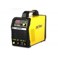 High Aesthetic Welding Effect TIG200A Inverter TIG Welder Auto adjusted ARC Force Function Manufactures