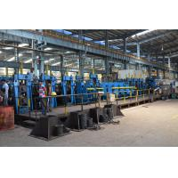 China Large Diameter Steel Pipe Tube Mill Machine With API Standard Production Line wholesale