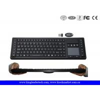 Layout Customized Waterproof   2.4GHz Wireless Keyboard with Function Keys Manufactures