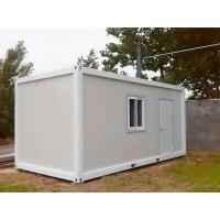 High Tightness Prefabricated Steel Buildings / EPS Panel Prefabricated House Manufactures