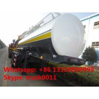 BPW 2 axles 35,000L fuel tank trailer for sale, hot sale CLW brand 2 axles 35 cubic meters oil tank semitrailer Manufactures