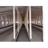 China Steel Sandwich Panel Material Poultry Steel Framing Systems For Breeding Chicken wholesale