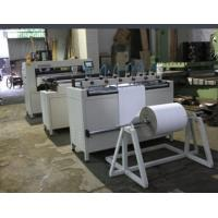 China 8mm - 55mm Filter Pleating  Machine For One-Layer / Multi-Layered Filter Media Pleating on sale