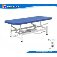 China Hydraulic Patient Medical Examination Couch / Chair with long lasting reliability wholesale