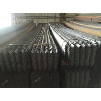 ST37 ST52 Structural Beam Mild Steel Angle Bar in size 40*4 with Paint Coating Surface treatment Manufactures