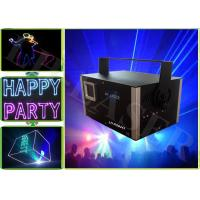 China 45Kpps Scanner Speed sound active RGB Laser Show Lights Generator Mini Laser Projector With SD Card on sale