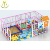 China Hansel popular kids amusement equipment indoor playhouse toys for sale wholesale