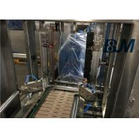 Fully-automatic 5 gallon bottle bagging machine with shrink film Manufactures