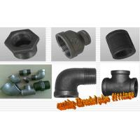 malleable cast iron pipe fittings Manufactures