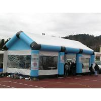 Blue Outdoor Inflatable Tent/Room for Exhibition Or Advertisement Manufactures