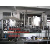 beer canning line Manufactures