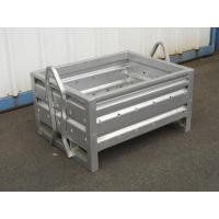 China 2012 Patent Stackable Euro Metal Pallet wholesale