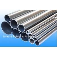 Decorative Carbon / Stainless Steel Welded Pipe / Stainless Steel Exhaust Pipe Manufactures