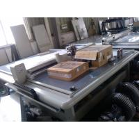 flatbed digital cutter servo motor vacuum pump oscillating knife Paper Box Cutting machine Manufactures