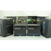 GoPro Accessories Packaging Paper Package Box With Anti-Scratch Matt UV Coating Manufactures