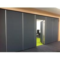 China Movable Folding Acoustic Room Dividers For Banquet Hall Decorative wholesale