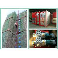 Rack & Pinion Construction Lifting Equipment Passenger And Material Builders Hoists Manufactures