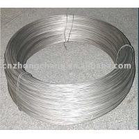 China 304 Stainless Steel Welded Electrolytic Wire Rod with High Elasticity on sale