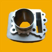 China High Quality Aluminum Motorcycle Cylinder for Bajaj135 Motorcycle Parts on sale