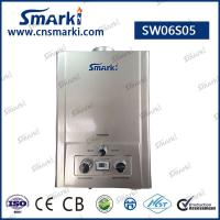 China SW06S05 flue type gas water heater with brand on sale