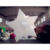 Buy cheap Decorative Party Light Inflatable Star with 16 Colors LED Light for Wedding and Stage from wholesalers