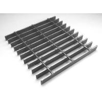China Durable 316l SS Stock Stainless Steel Bar Grating Flatted Smooth Surface wholesale