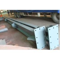 China Heave Steel Structural Steel Fabrications Work Fabrication With Advanced Technique on sale