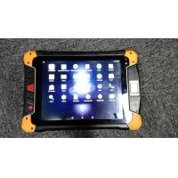 Handheld Rugged Tablets PC Touch Screen Sunlight Readable Android Mobile Barcode Scanner Manufactures