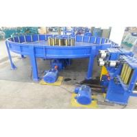 China High Frequency Straight Tube Mill Line With Uncoiling Machine Φ38- Φ115mm wholesale