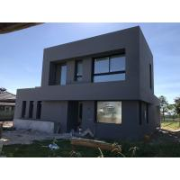 China Light Steel Structure Villa Of Contracted Style / Prefab Steel Frame Houses wholesale