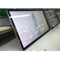 High brightness LCD display Free Standing Digital Signage 2000nits / 1500nits DDW-AD4201SN Manufactures