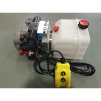 China 210 Bar Small Hydraulic Power Packs 12V / Compact Hydraulic Power Pack wholesale