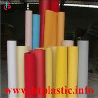 Flocked HIPS sheet rolls for jewelry box insert packing Manufactures