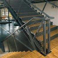 Stainless Steel Rail Mesh Manufactures