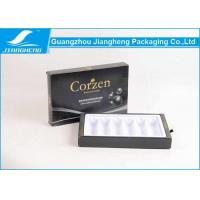 Hot Stamping Foil Private Label Paper Essential Oil Bottle Cosmetic Packaging Boxes Manufactures