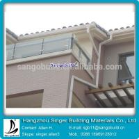 China 2015 hotsale pvc rain gutter in nigeria on sale