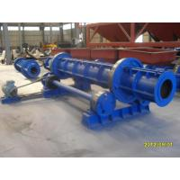 Buy cheap Centrifugal Spinning Concrete Pipe making Machine for Water Drainage pipe diameter 300-1600mm,length 2-4meter from wholesalers